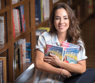 From rejection to growth, journalist Mariana Atencio shares experiences in 'Perfectly You'