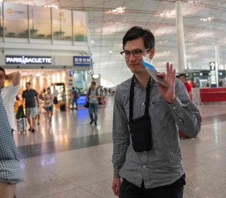 North Korea accuses freed Australian student of spying, spreading propaganda