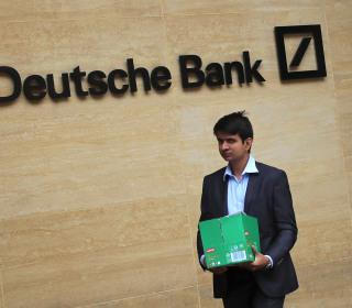 Deutsche Bank slashes 18,000 jobs in brutal cull