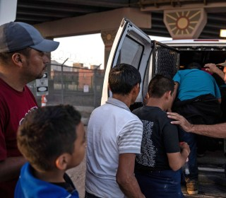 Civil rights groups file lawsuit challenging new Trump asylum restrictions