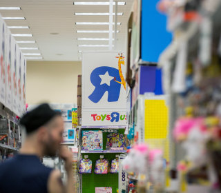 Life after liquidation: Toys R Us stores will be back for the holidays