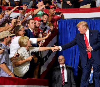 'Send her back' chant blew the cover off Trump's conflation of race and country