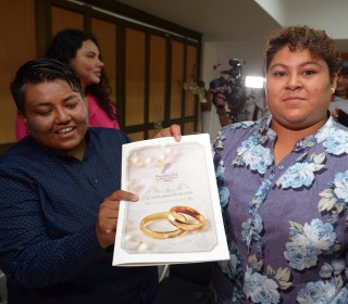 Ecuador has first same-sex marriage, following court ruling