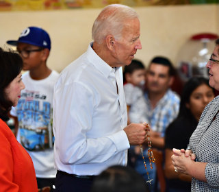 Latino votes could swing the Democratic primary. And the candidates know it.