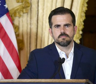 Rosselló will stay as Puerto Rico governor but won't seek re-election