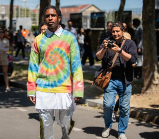 Rapper ASAP Rocky charged with assault in Sweden