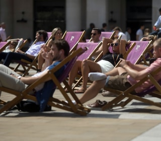U.K. has hottest day ever as Europe broils in record heat