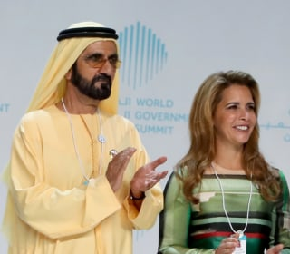 Dubai's Princess Haya launches forced marriage legal battle in U.K.
