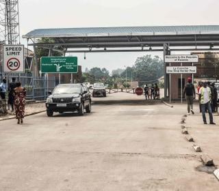 Rwanda seals Congo border after third Ebola case in Goma