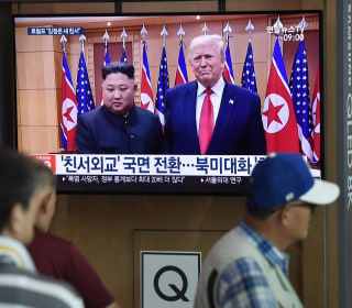 Trump says North Korea's Kim apologized for missile tests, wants to meet again
