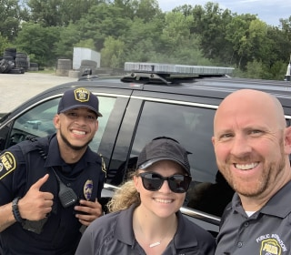 Missouri city apologizes after selfie taken near scene where infant's body found
