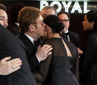 Elton John slams media for criticizing Prince Harry, Meghan over flying in private jets