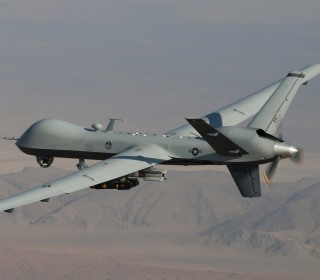 U.S. military drone shot down over Yemen, officials say