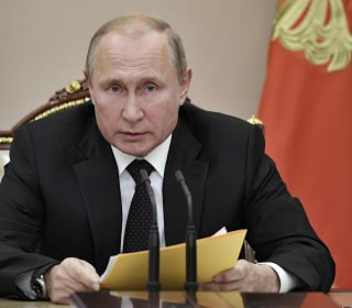 Putin orders like-for-like response after U.S. tests cruise missile