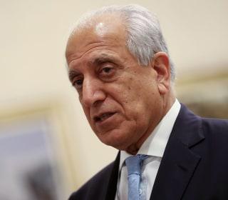 House committee subpoenas Trump's envoy on Taliban talks
