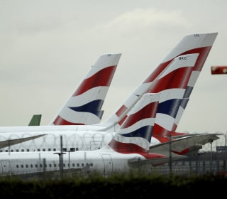 British Airways grounds nearly all flights as pilots strike