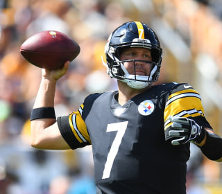Ben Roethlisberger will miss rest of year after elbow surgery