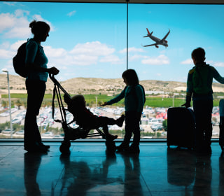 How to fly with babies and kids  ... without losing it