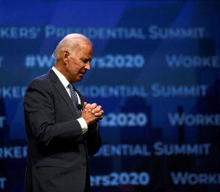 Trump defends, mocks Joe Biden after North Korea calls former VP a 'rabid dog'