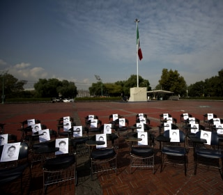 On fifth anniversary of Mexico's missing 43 students, anguished families still seek answers