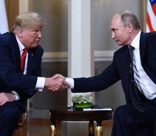 Kremlin says it hopes U.S. would not release Trump-Putin calls, like it did with Ukraine