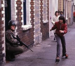 Northern Ireland's violent past looms over last-ditch Brexit talks