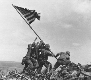 Warrior in iconic Iwo Jima flag-raising photo was misidentified, Marines Corps acknowledges
