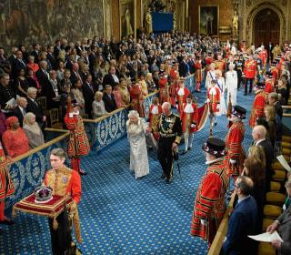 Brexit: Queen's speech in Parliament kicks off crucial week of negotiations