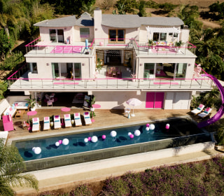 Barbie Malibu Dreamhouse is listed on Airbnb for $60 a night