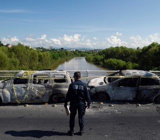 Mexico highway ambush shows fragility of government, experts say