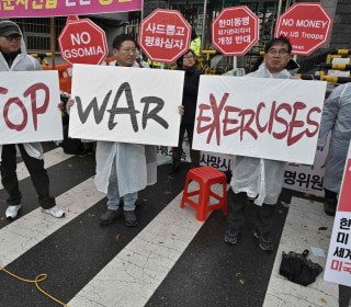 U.S., South Korea postpone joint military exercise criticized by North Korea