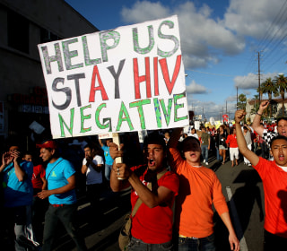 HIV from a hug? Misinformation persists among young Americans, study finds