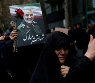 Trump's evolving account of Soleimani's 'imminent threat'