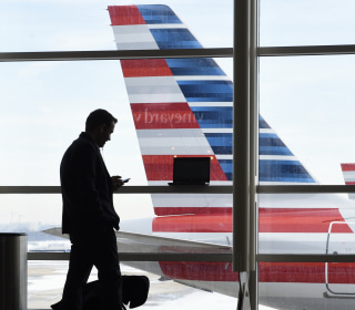 American Airlines worker harassed woman via text after getting info off bag, lawsuit claims