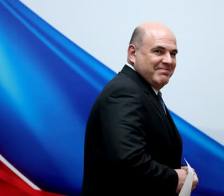Who is Russia's new prime minister Mikhail Mishustin?