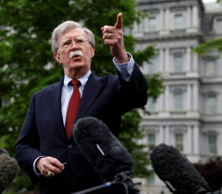 Bolton says he hopes his book does not get 'suppressed' by White House