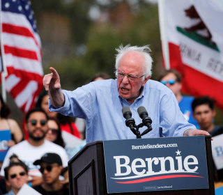 Sanders excoriates Russia after being briefed on attempts to help his presidential campaign