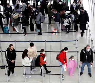 Coronavirus: State Department warns Americans not to travel