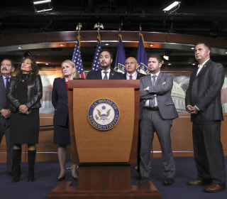 Congressional Hispanic Caucus calls on ICE to release detainees amid COVID-19 crisis