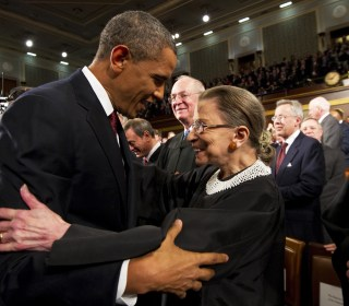 Obama on filling Ginsburg's seat: Apply rules with consistency