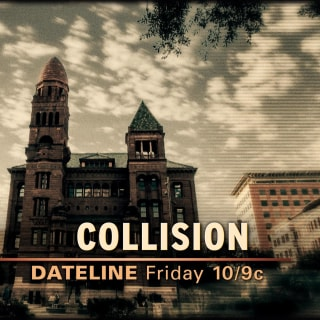 DATELINE FRIDAY PREVIEW: Collision