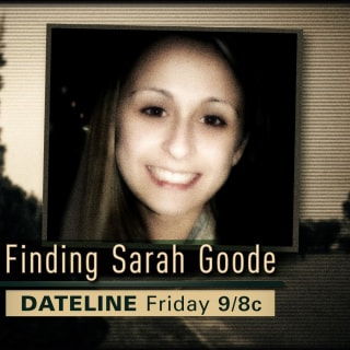 DATELINE FRIDAY PREVIEW: Finding Sarah Goode
