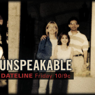 DATELINE FRIDAY PREVIEW: Unspeakable