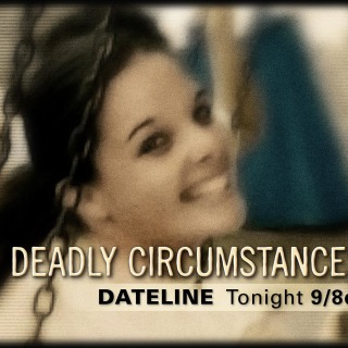 DATELINE FRIDAY SNEAK PEEK: Deadly Circumstances