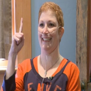 Cancer Can't Stop Broncos Fan