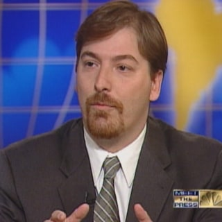 What's a Blog? See Chuck Todd's First 'Meet the Press' Appearance