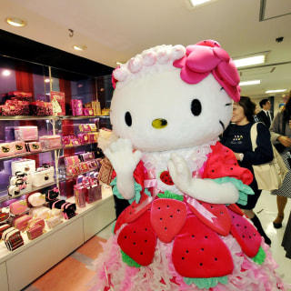 Shock and Claw: Hello Kitty Fans Irked She's Not a Cat