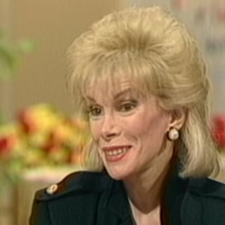 See Joan Rivers' 1986 Interview: 'I'm a Lucky Lady'