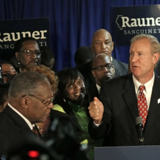 First Read's Morning Clips: Rauner, Lipinski barely win in Illinois