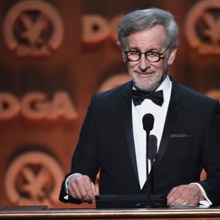 Steven Spielberg Urges Grads to Find a Hollywood-Style 'Happy Ending'